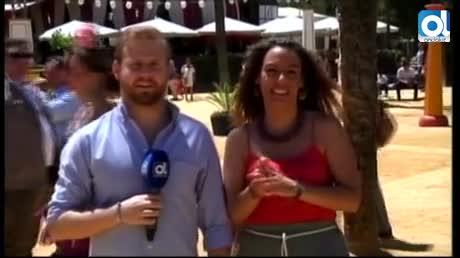 La Feria del Caballo, en directo con Ondaluz TV, desde 'La Cayetana'