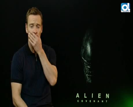 Entrevista a Michael Fassbender por 'Alien: Covenant'