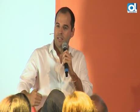 Juan Marín (Cs) reconoce la labor de sus compañeros en Madrid