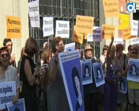 Rivas irá al Tribunal de Estrasburgo a pedir protección para sus hijos