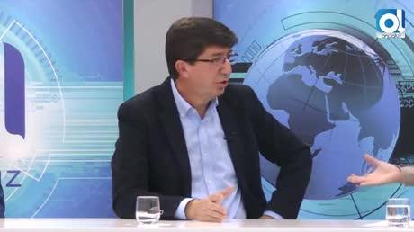 """Juan Marín: """"Es más fácil gobernar con el PP que con el PSOE"""""""