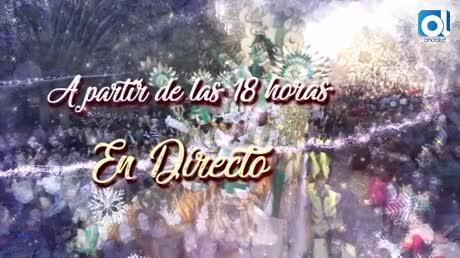 La centenaria Cabalgata de Sevilla, en directo en Ondaluz TV