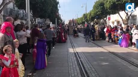 La Gran Cabalgata de Carnaval pone el punto (casi) final a las fiestas