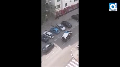 Buscan a un hombre armado en El Saladillo, en Algeciras