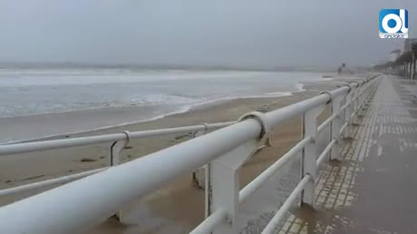 Cádiz podrá reclamar tres millones en ayudas por el temporal