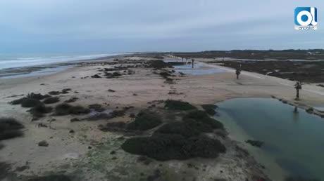 La factura del temporal en la playa, a la espera de su grata respuesta