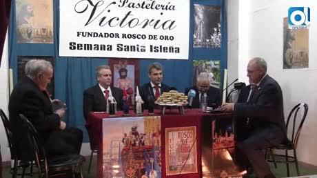 José Coto Rodríguez recibe el Rosco de Oro que premia su trayectoria
