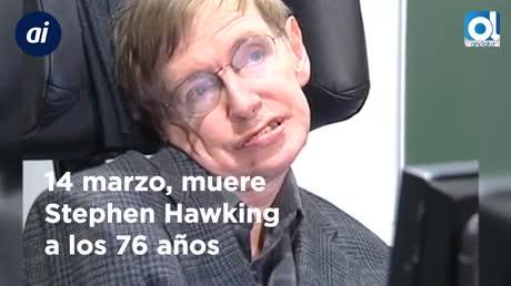 Hawking, el gran descubridor de la astrofísica moderna