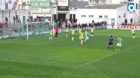 El Sanluqueño y Los Barrios empataron a cero goles en El Palmar