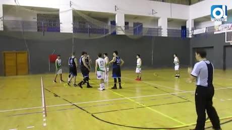 El junior masculino A del Adesa 80 de baloncesto, a un paso del título