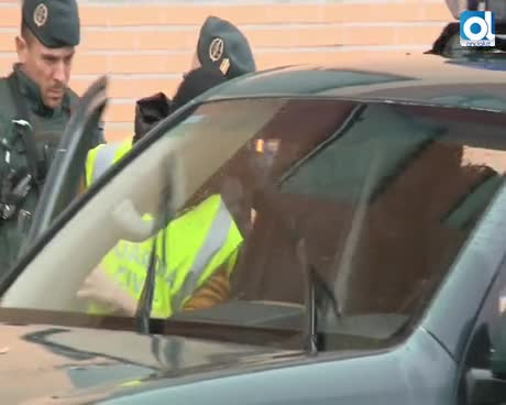 Seis detenidos en una operación contra el tráfico de inmigrantes