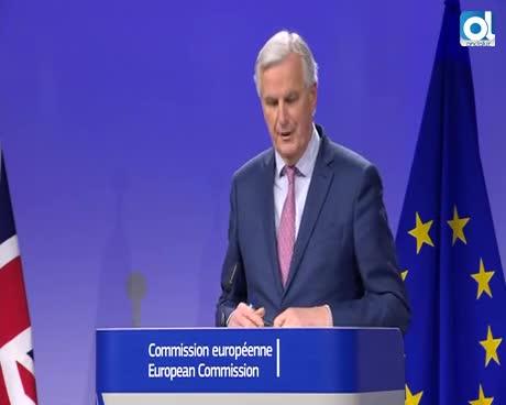 """UE y Reino Unido: ya hay periodo de transición del """"brexit"""""""