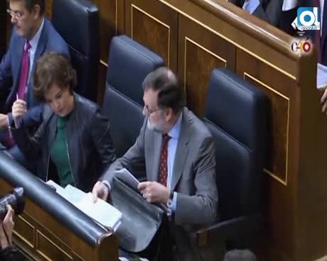 Rajoy, al PSOE: si no busca acuerdo para pensiones aprobará medidas