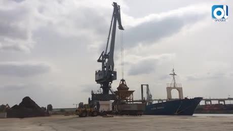 """La Junta ve """"lógica"""" la decisión del puerto de suspender el dragado"""