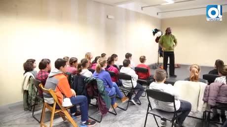 Un taller sobre Comedia del Arte para celebrar el Día del Teatro