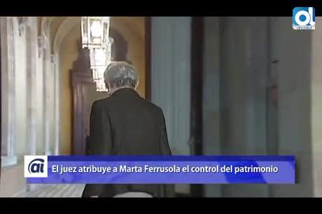 Atribuyen a Marta Ferrusola el control del patrimonio en Andorra