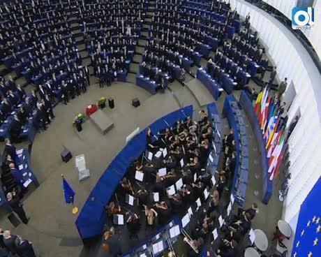 Europa rinde homenaje a Helmut Kohl en su primer funeral de estado