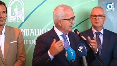 """Jiménez Barrios llama a la negociación para """"restablecer la legalidad"""""""