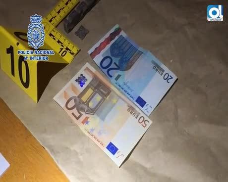 Intervienen 70.000 € falsos en operación entre España y Portugal