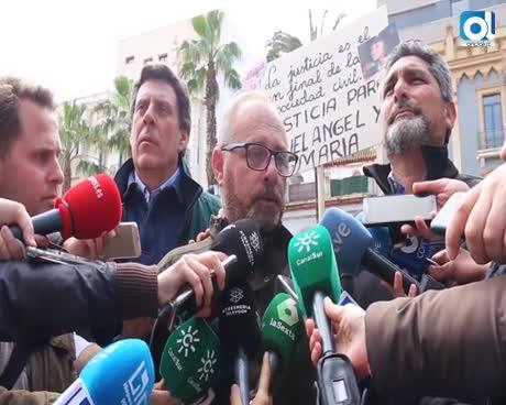 """Huelva arropa a los que viven una """"condena permanente"""""""