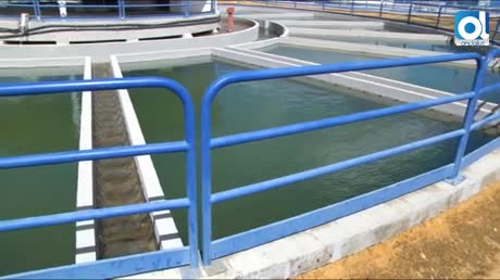Agua: del embalse al vaso