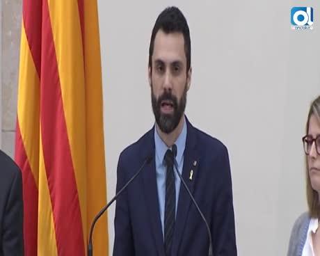 """Torrent pide hacer un frente contra la """"represión"""" del Estado"""