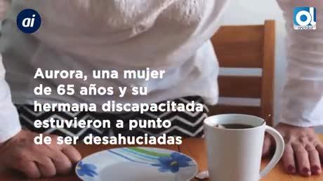 ¡Sí se puede! Aurora derrota al Santander y no será desahuciada
