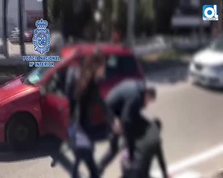 Robaban coches de alta gama para los 'narcos' del Campo de Gibraltar