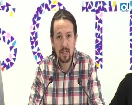 Iglesias mantiene su confianza en Errejón y anuncia un acuerdo