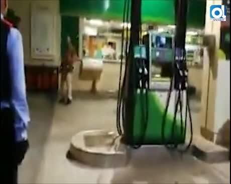 Detenido por amenazar a policías con una motosierra en Palafrugell