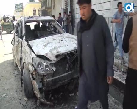 Al menos 31 muertos en un ataque suicida en Kabul