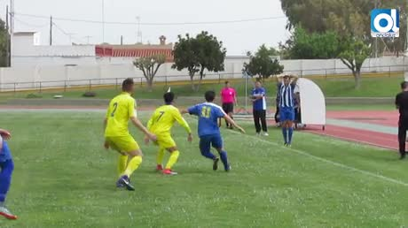 El Rayo Sanluqueño arrolló al Balón de Cádiz en la segunda parte