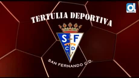 Antonio Lebrero y Dani Anelo, invitados en la Tertulia del SFCD