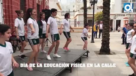 El Día de la Educación Física en la Calle se celebra en San José