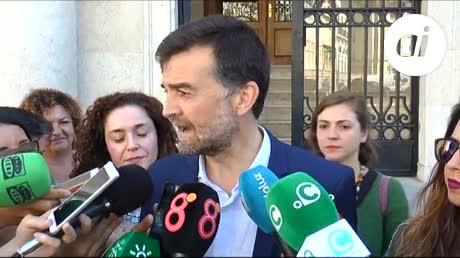 Maíllo oficializa la denuncia contra Pascual por apropiación indebida