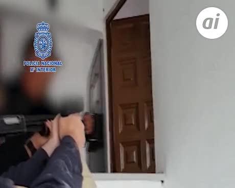 Reyerta con disparos en La Piñera entre cuatro marroquíes