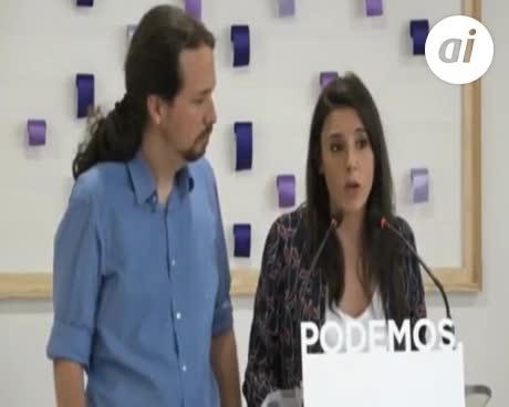Montero e Iglesias ponen sus cargos a disposición de las bases