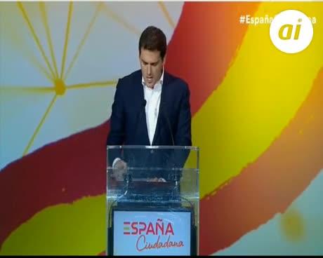 Cs lanza una plataforma para recuperar el orgullo de sentirse español