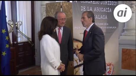 Málaga capital acoge en octubre el 14 Congreso Jurídico de la Abogacía