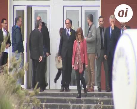 """Torra afirma que los consellers en prisión quieren """"acceder al cargo"""""""