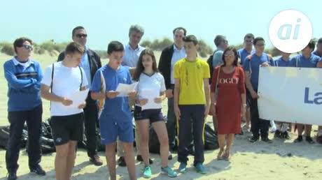 Un pequeño grano de arena para la recuperación de Camposoto