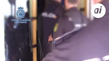 Cae una red en Málaga que explotaba a paquistaníes en restaurantes