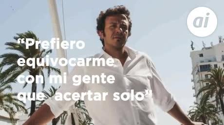 "Kichi a Monedero: ""Prefiero equivocarme con mi gente que acertar solo"""