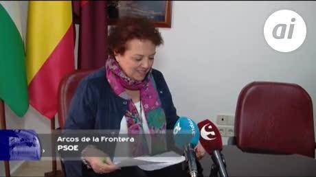 El PSOE arcense aplaude el trabajo económico del equipo de Gobierno