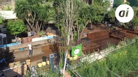 La juez ordena a Río Grande devolver su terraza a Puerto de Cuba