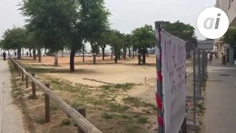 Reunión técnica para abordar el parque canino en Puntales