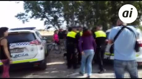 La policía detiene a dos activistas en el Arraijanal