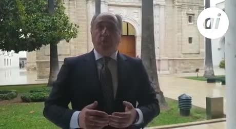 El alcalde de Algeciras se reúne con Susana Díaz en Sevilla