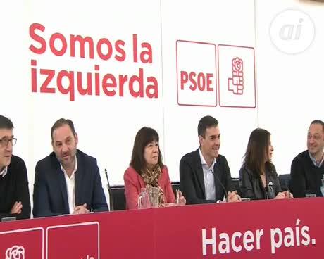 Sánchez justifica la moción contra Rajoy por la alarma social