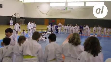 El Judo Club Sanlúcar puso el punto y final a la temporada